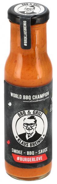 World BBQ Champion Smoke – BBQ – Sauce #Burgerlove