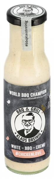 World BBQ Champion White – BBQ – Creme #CHICKENLOVE